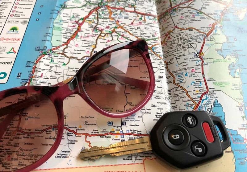 Benefícios de alugar um carro em Cancún