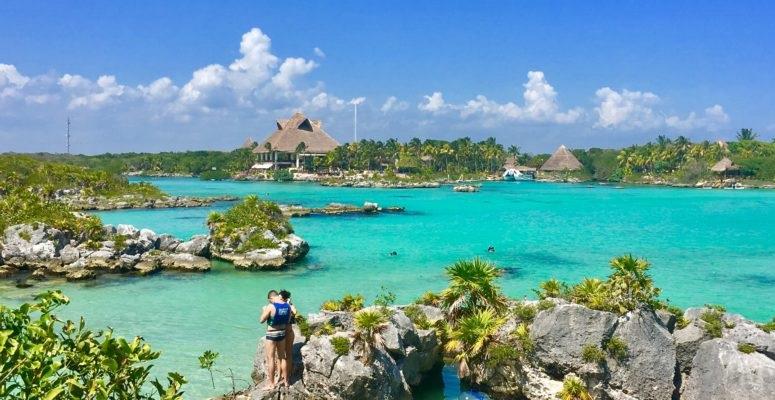 Lugares paradisíacos de Cancún