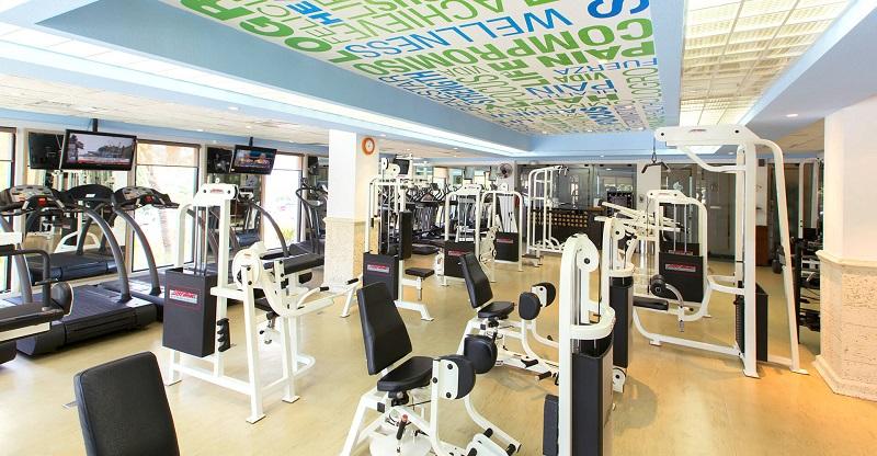 Academia no The Royal Sands resort & spa all inclusive em Cancún