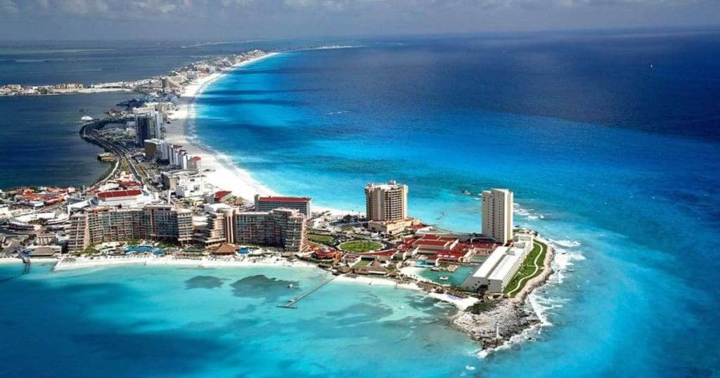 Alugar um carro em Cancún