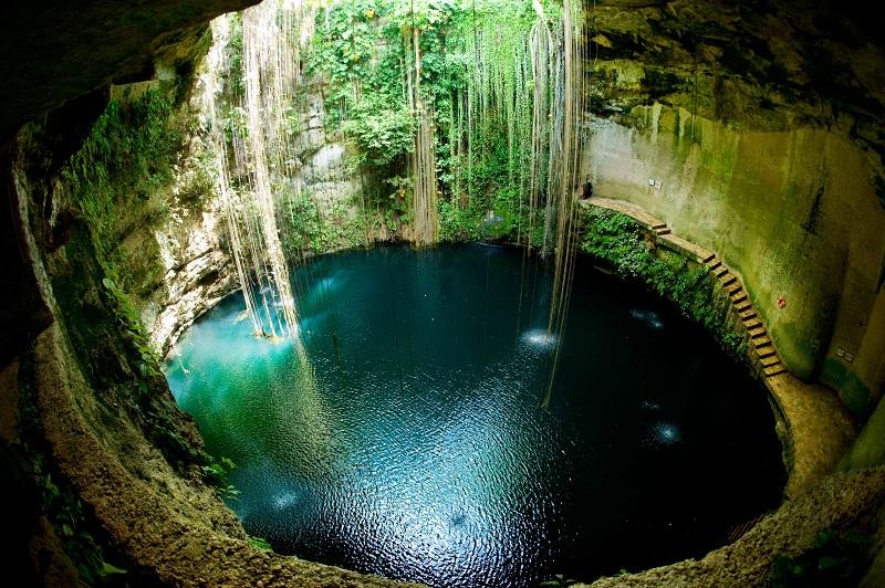 Cenote em Tulum