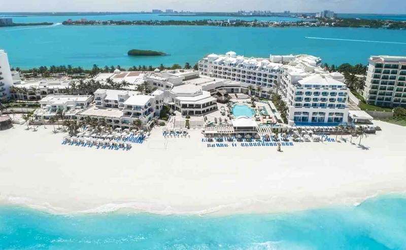 Hotel luxuoso em Cancún