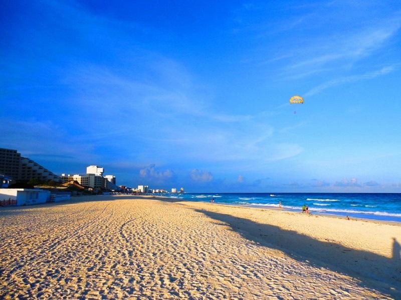 Playa Marlin em Cancún