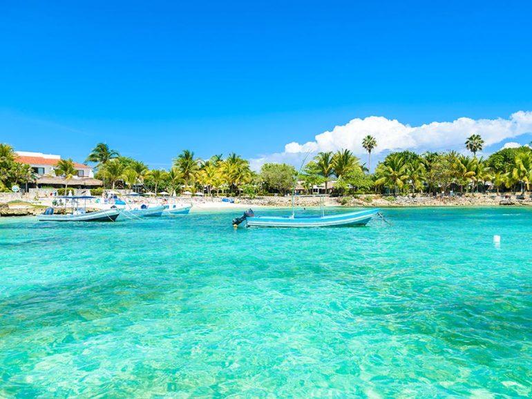 Playa Akumal em Cancún