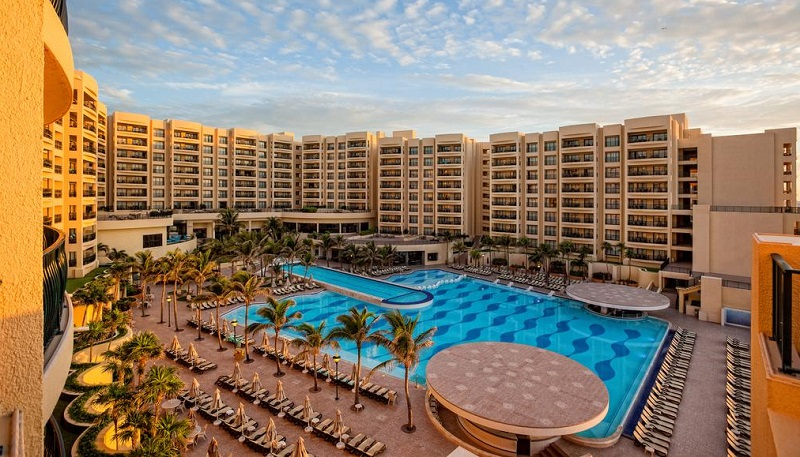 The Royal Sands resort & spa all inclusive em Cancún