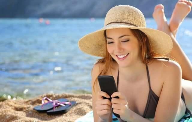 Use o seu celular a vontade em Acapulco