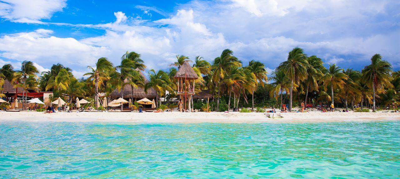 Isla Mujeres em Cancún