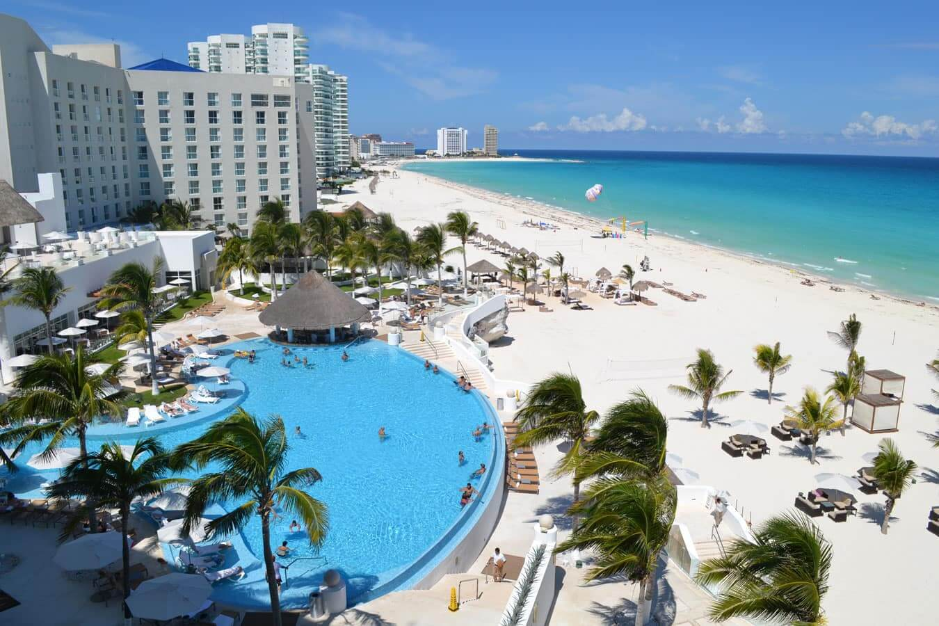 Le Blanc SPA Resort All Inclusive em Cancún