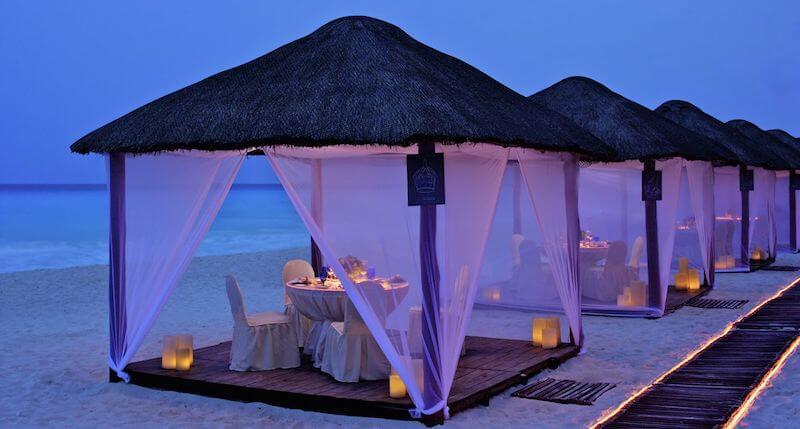Casitas do Ritz em Cancún