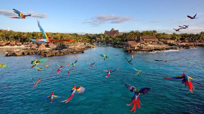 Belezas naturais de Cancún