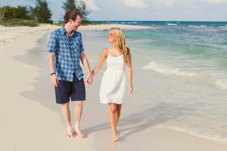 Playa del Carmen para casais apaixonados em Cancún