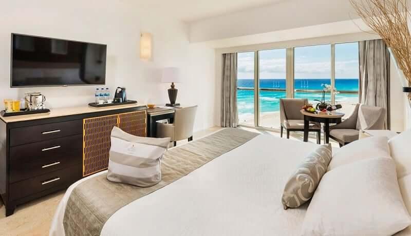 Le Blanc SPA Resort all-inclusive para casais apaixonados em Cancún