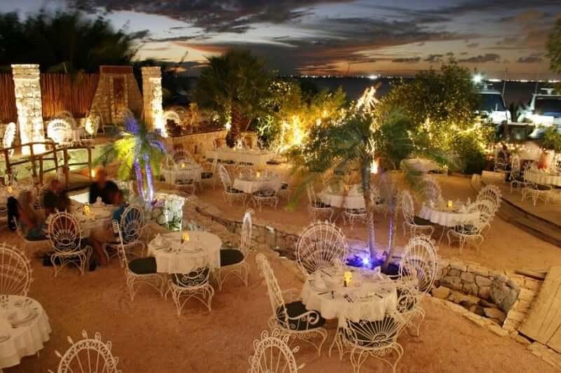 Restaurante La Habichuela Sunset para casais apaixonados em Cancún
