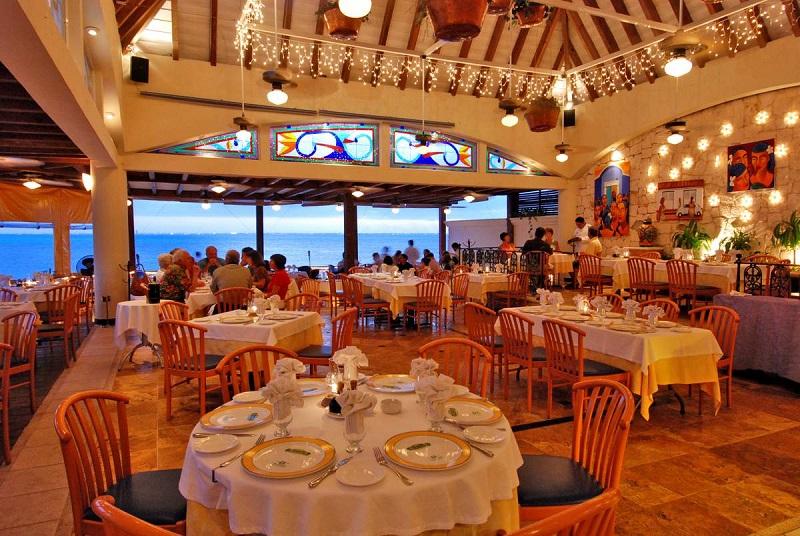 Restaurante Casa Rolandi em Cancún