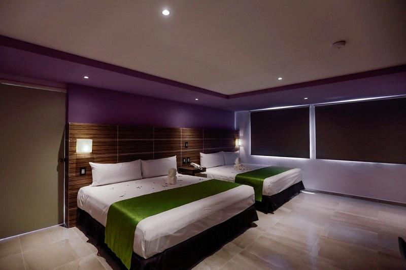 Hotel Kavia em Cancún - Quarto