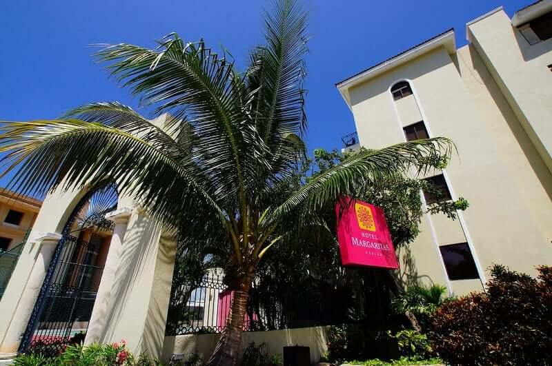 Hotel Margaritas no Centro de Cancún