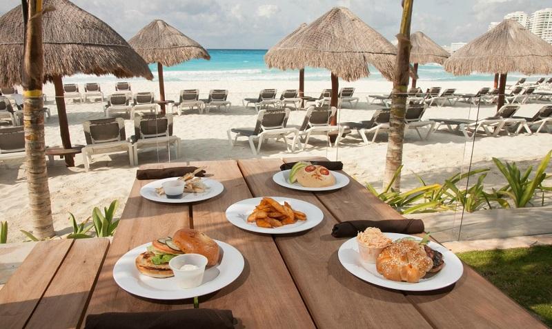Restaurante em Cancún