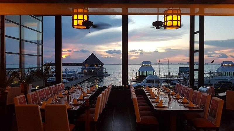 Restaurante Puerto Madero em Cancún