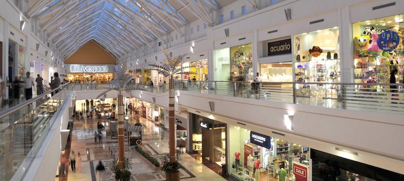 Shopping para fazer muitas compras em Cancún