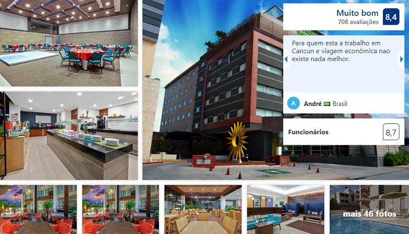 Hotel Wyndham Garden Cancún