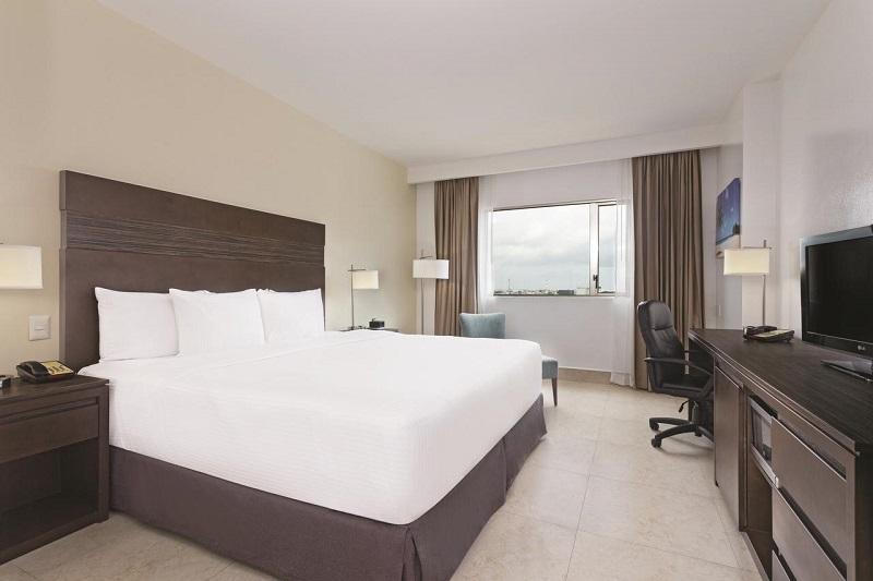Hotel Wyndham Garden Cancún - Quarto