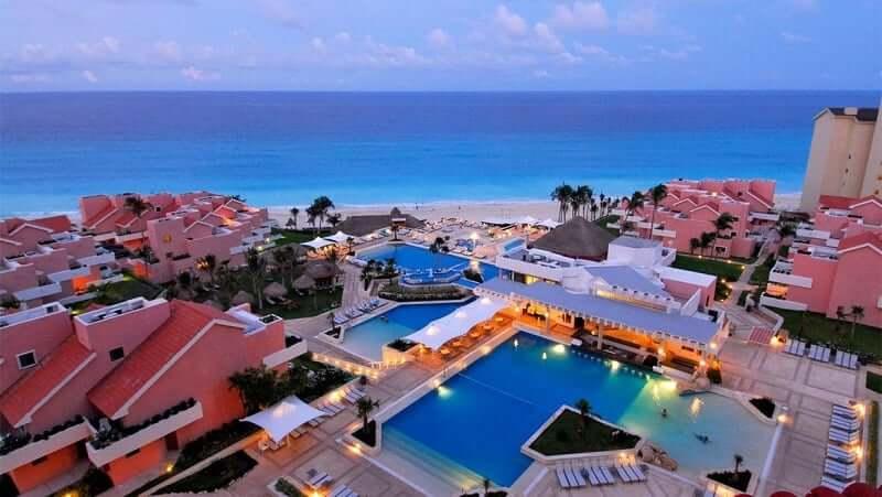 Dicas de hotéis na Zona Hoteleira em Cancún
