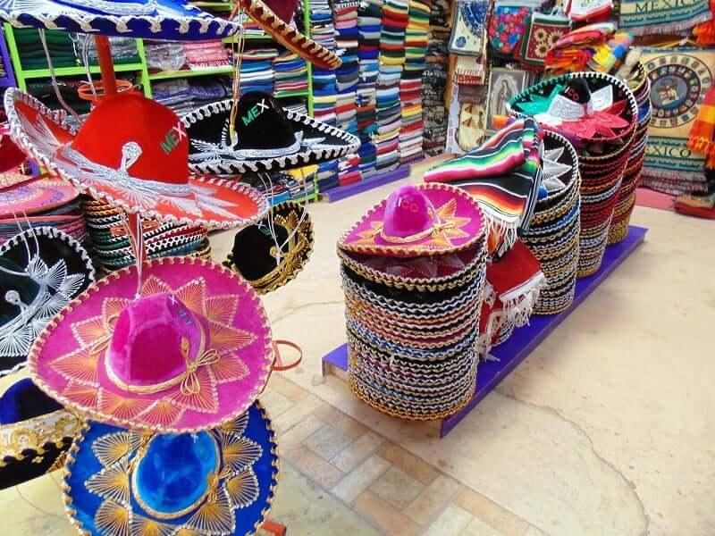 Isla Mujeres para comprar lembrancinhas e souvenirs em Cancún