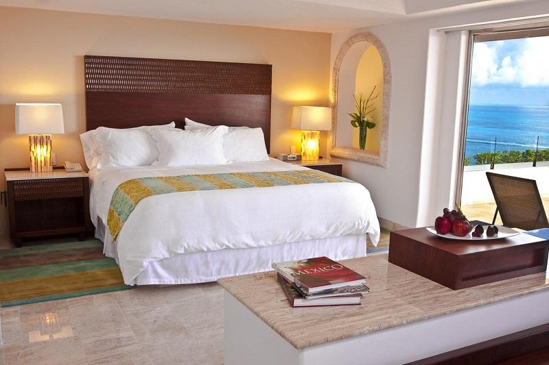 Grand Fiesta Americana Coral Beach em Cancún - Quarto