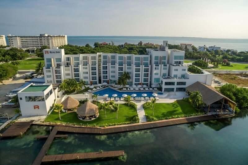 Hotel Real Inn para ficar em Cancún