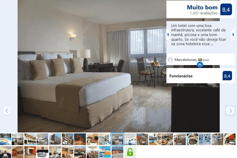 Hotel Smart Cancun by Oasis para ficar em Cancún