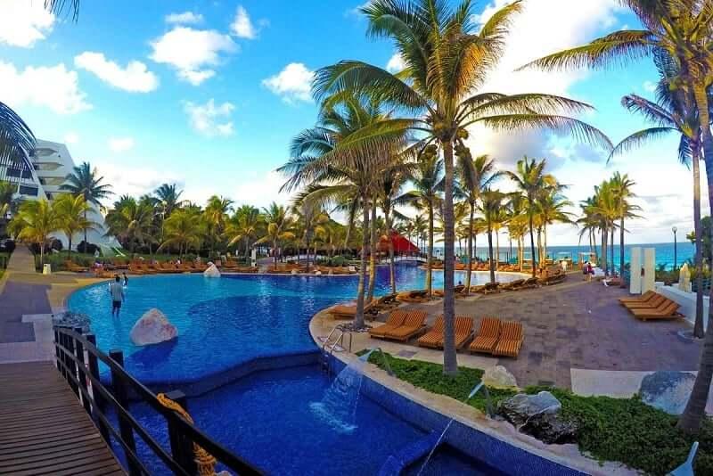 Hotéis bons e baratos no Centro de Cancún