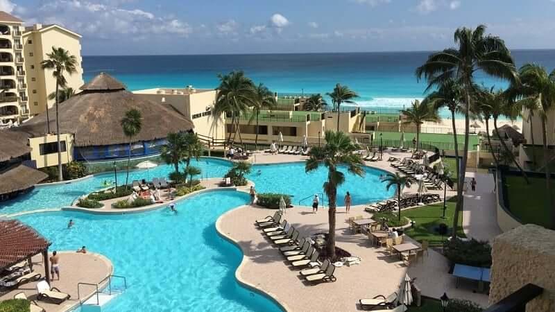 Hotel Emporio Cancun para ficar em Cancún