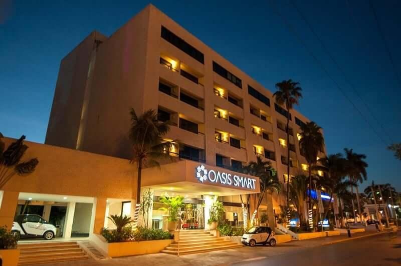 Hotel Smart Cancun by Oasis no Centro de Cancún