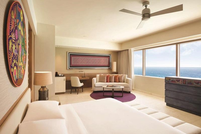Resort Hyatt Ziva em Cancún - Quarto