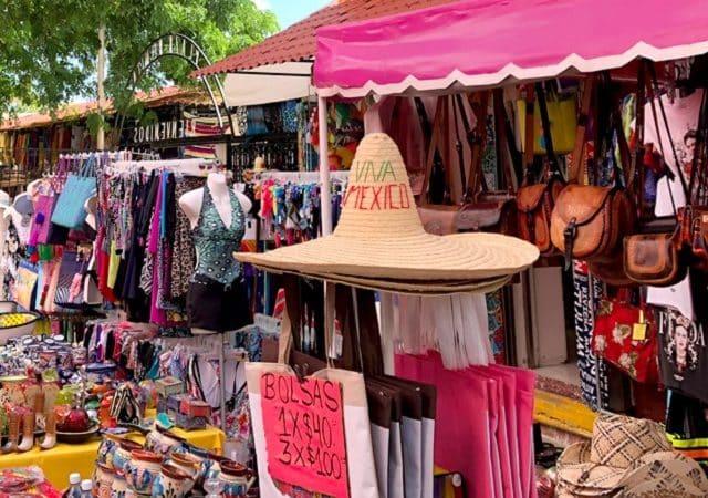Onde comprar lembrancinhas e souvenirs em Cancún