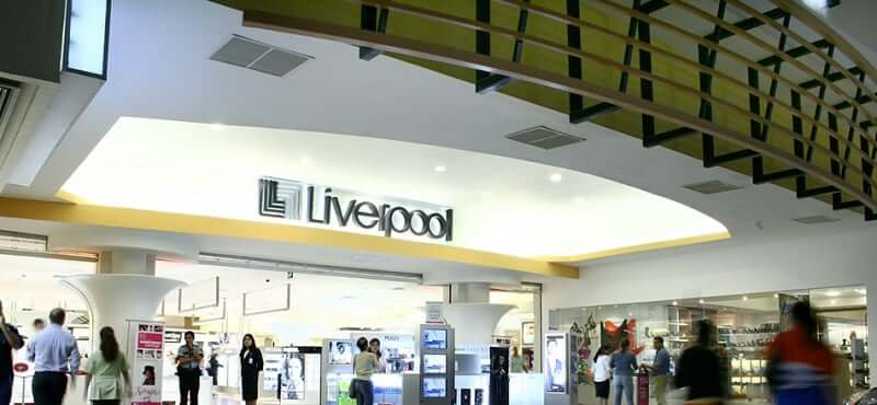 Liverpool no Plaza Las Americas - Cancún