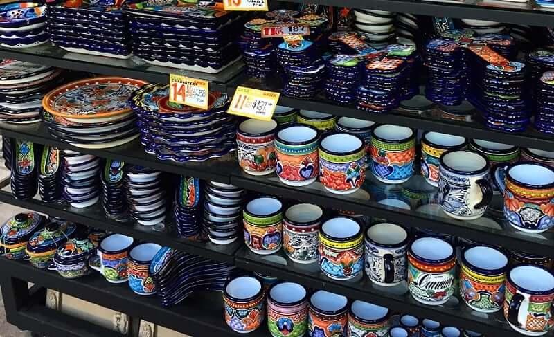 Souvenirs e lembrancinhas - Fiesta Mexicana