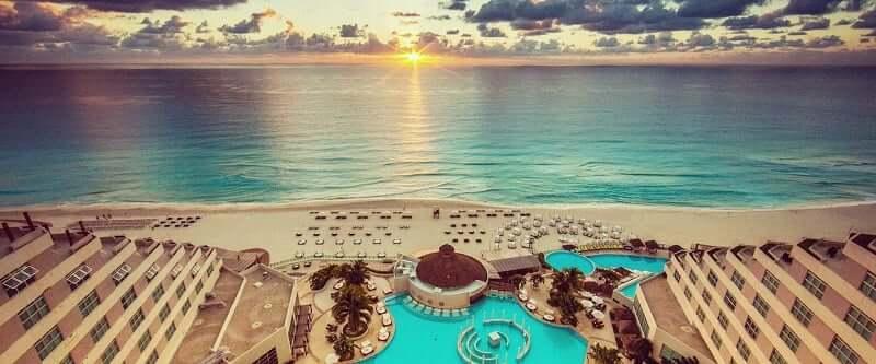 Melhores hotéis em Cancún