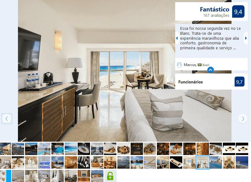 Hotel Le Blanc Spa Resort para ficar em Cancún