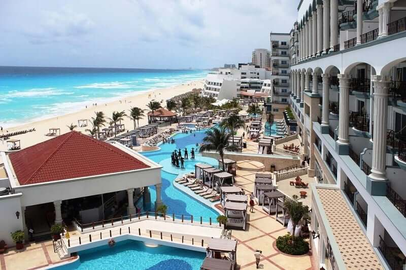 Resort Hyatt Zilara All-Inclusive em Cancún