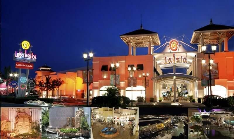 Plaza La Isla em Cancún