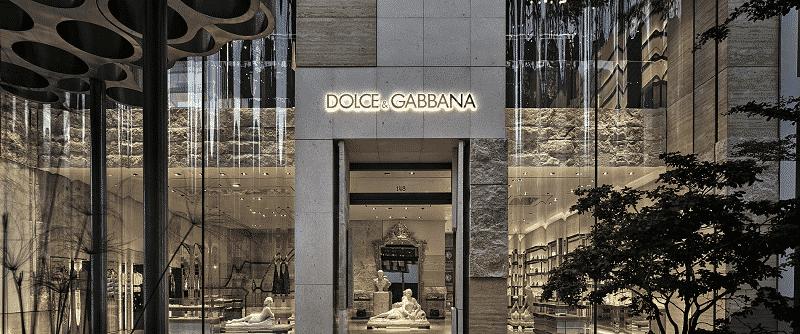 Loja Dolce & Gabbana no Shopping La Isla Cancún