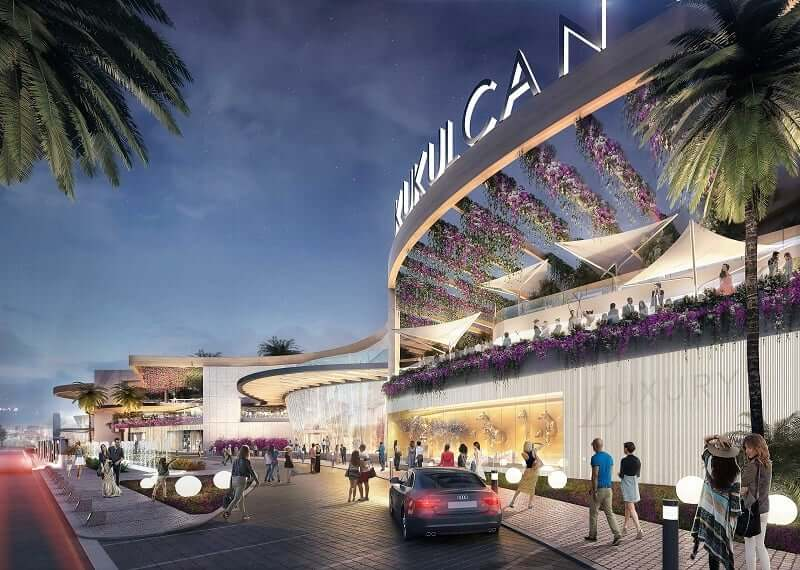 Shopping Plaza Kukulcan em Cancún