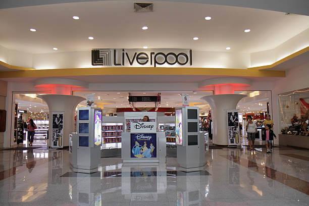 Loja Liverpool no Plaza Las Americas em Cancún