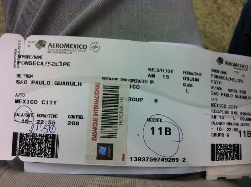 Quanto custa uma passagem aérea para Cancún