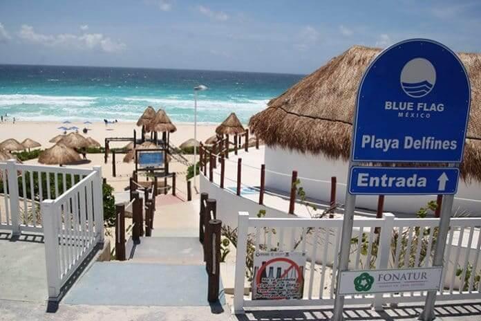 Tour na Playa Delfines em Cancún