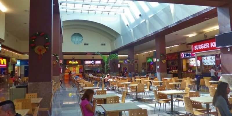 Informações sobre o Shopping Las Americas em Cancún