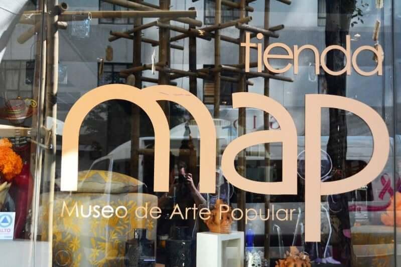 Museu de Arte Popular em Cancún