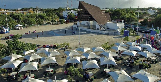 Parque de Las Palapas em Cancún