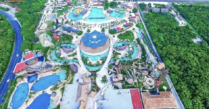 Parque Ventura Park em Cancún